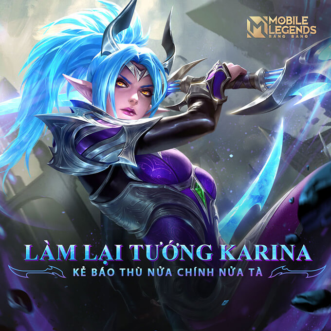 Karina mới sẽ là nhân vật nửa chính nửa tà
