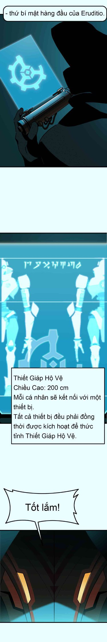 Lethal Nexus: Chương 1 - Cuộc khủng hoảng - Trang 02