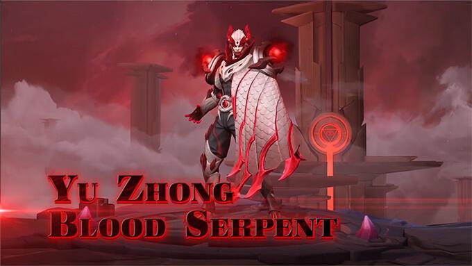 Yu Zhong Huyết Xà Ma Vương
