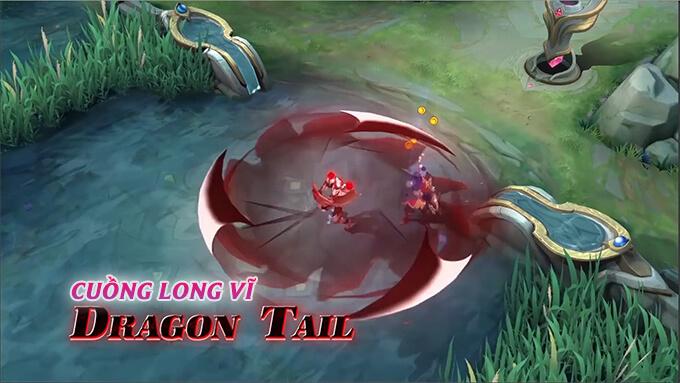 Yu Zhong Huyết Xà Ma Vương - Cuồng Long Vĩ