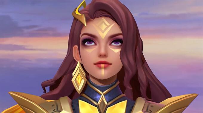 Esmeralda Siêu Nhân Tóc Mây