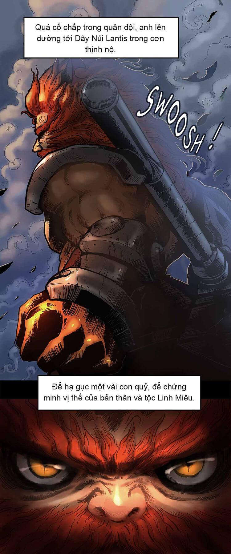 Mobile Legends: Bang Bang tung comic giới thiệu tướng mới Aulus - Ảnh 2