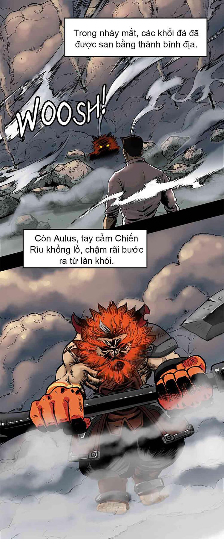 Mobile Legends: Bang Bang tung comic giới thiệu tướng mới Aulus - Ảnh 17