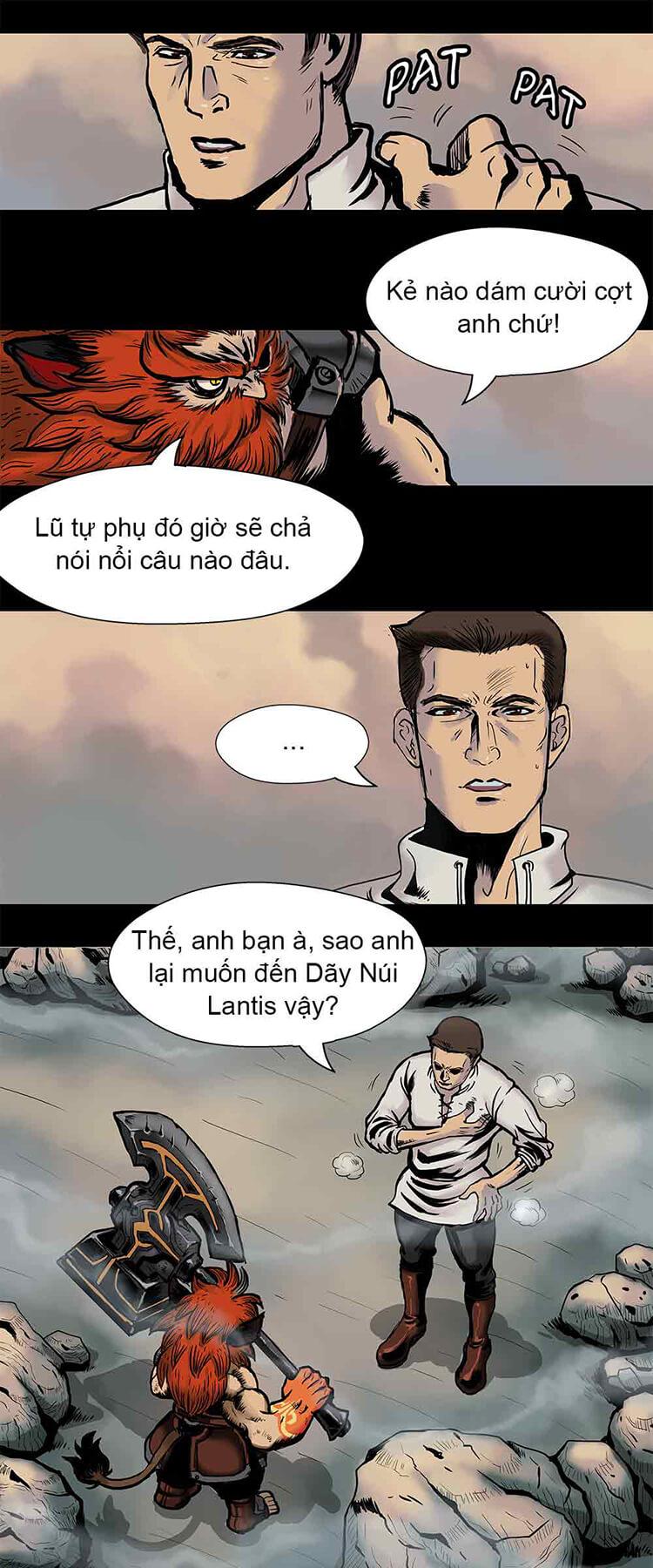 Mobile Legends: Bang Bang tung comic giới thiệu tướng mới Aulus - Ảnh 20