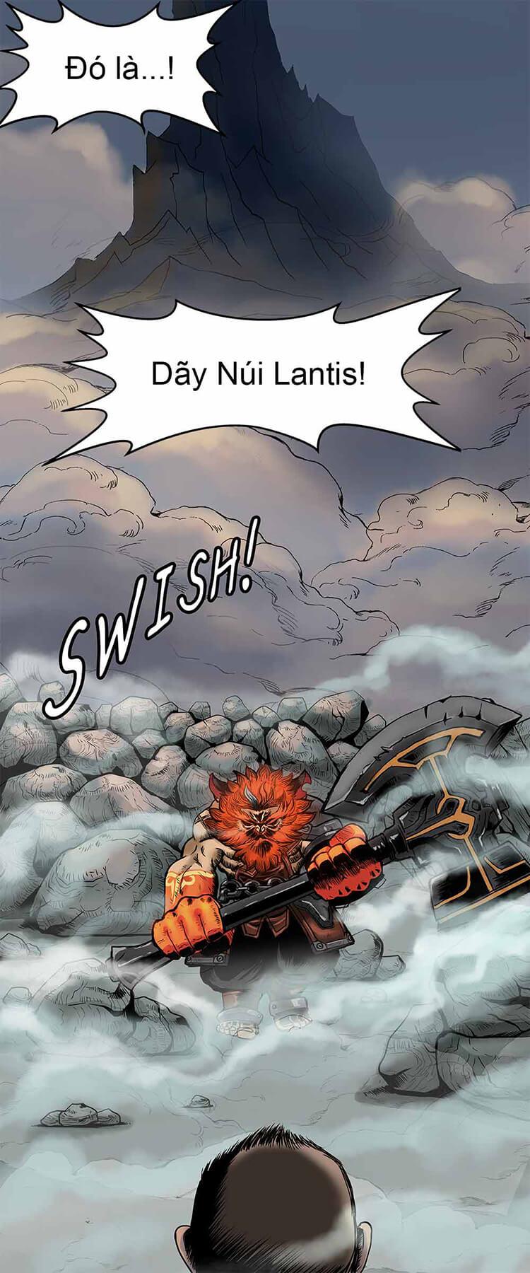 Mobile Legends: Bang Bang tung comic giới thiệu tướng mới Aulus - Ảnh 18