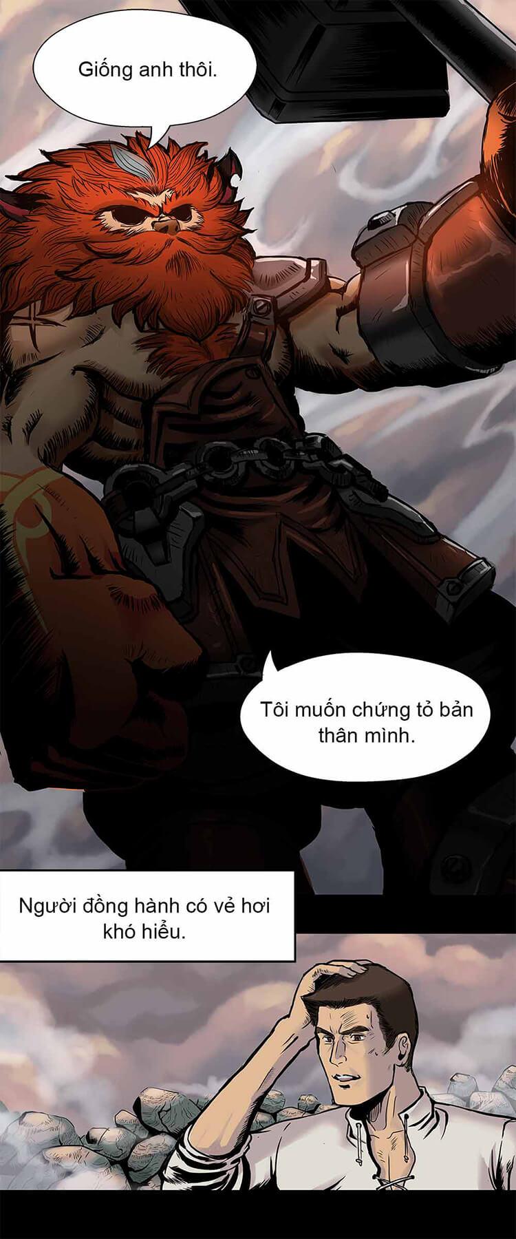 Mobile Legends: Bang Bang tung comic giới thiệu tướng mới Aulus - Ảnh 21