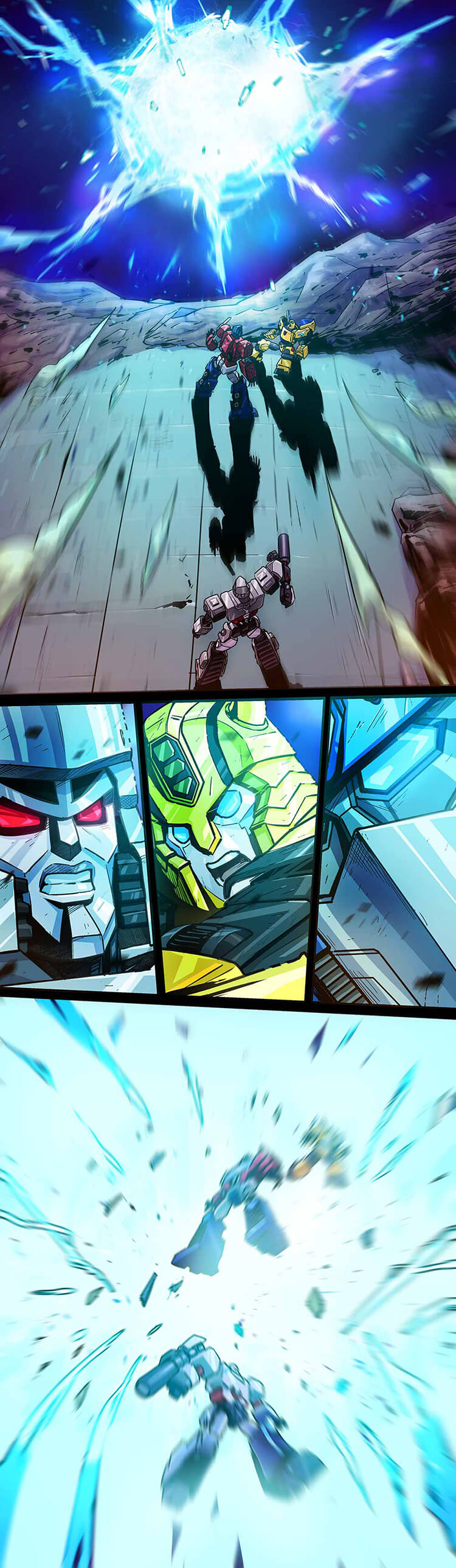 Comic MLBB: Lãng khách đến từ Cybertron - Trang 04
