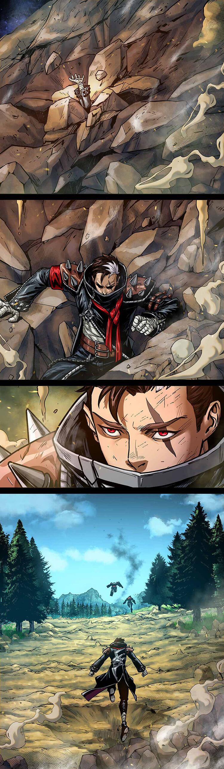 Comic MLBB: Lãng khách đến từ Cybertron - Trang 14